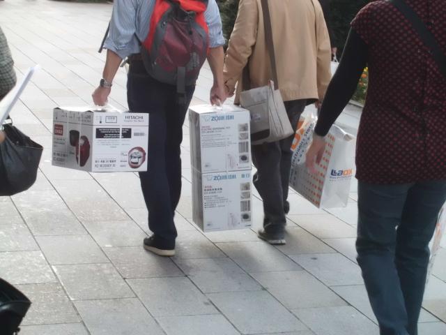 「爆買い」外国人をターゲットとする越境EC市場